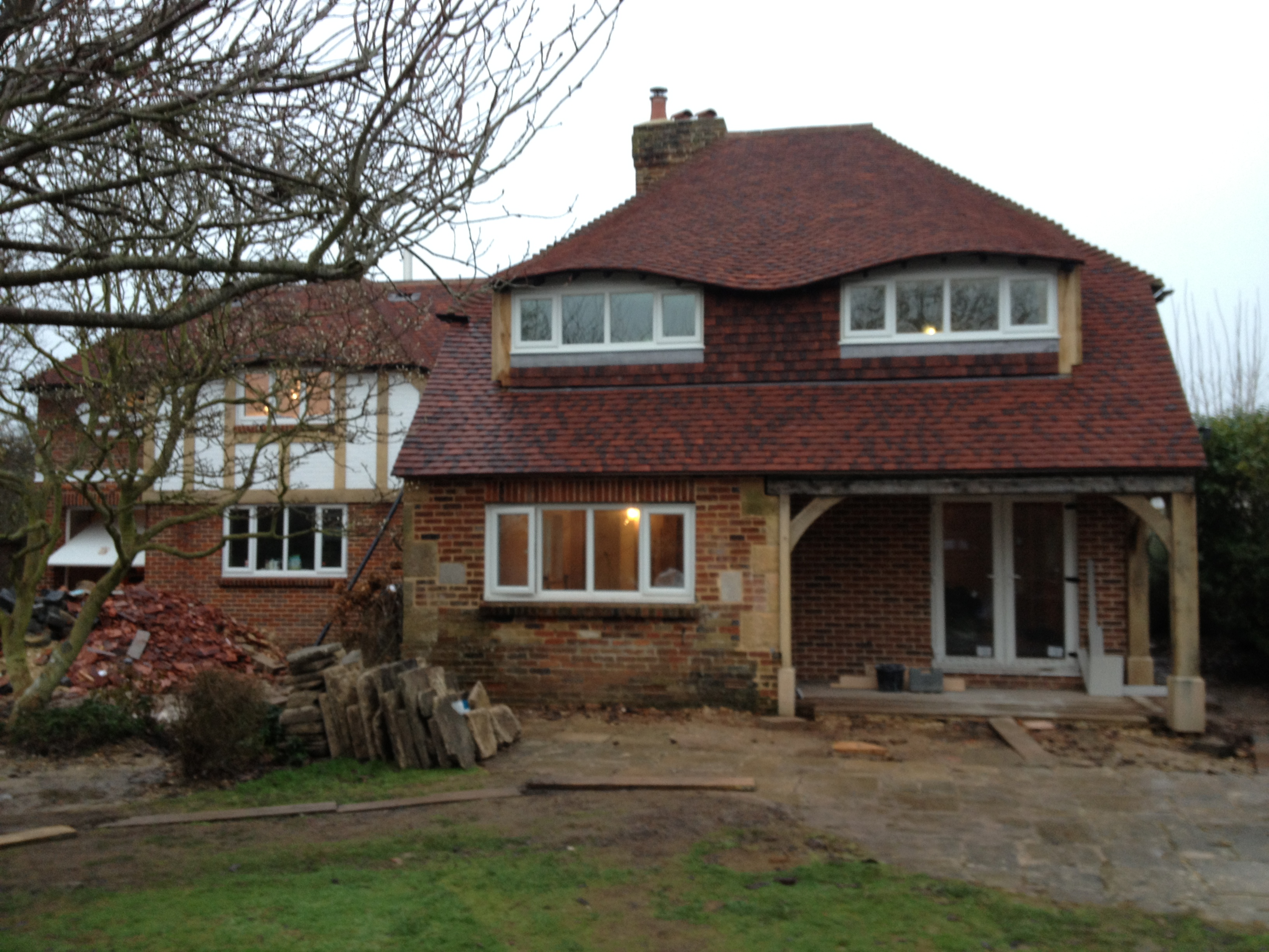 Extension and Refurbishment